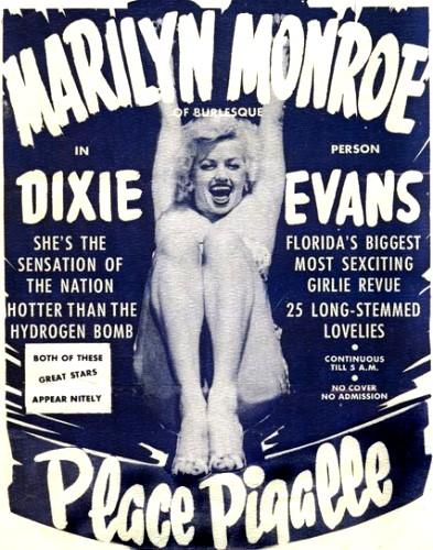 Dixie Evans